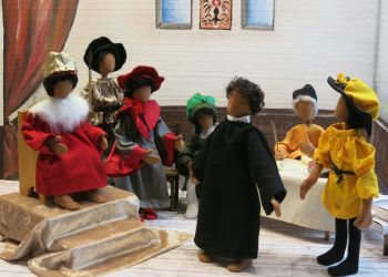 Martin Luther vor Cajetan